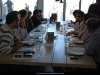 Bloggers had a great time meeting each other andf and the very hospitable Google staff