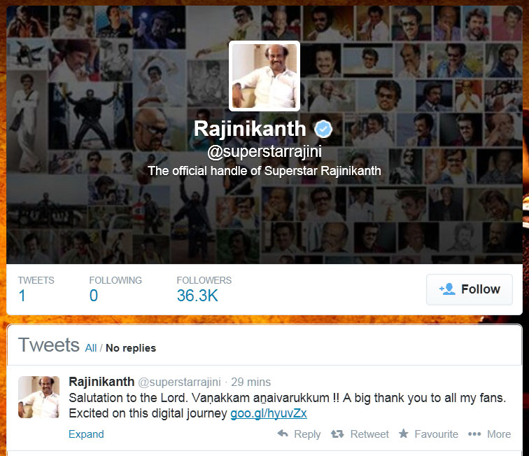 Rajinikanth-on-Twitter
